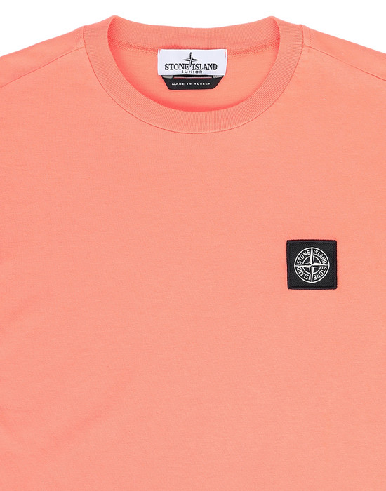 12492348xk - Polo - T-Shirts STONE ISLAND JUNIOR