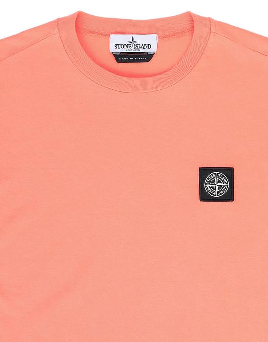 12492348xk - Polos - T-shirts STONE ISLAND JUNIOR