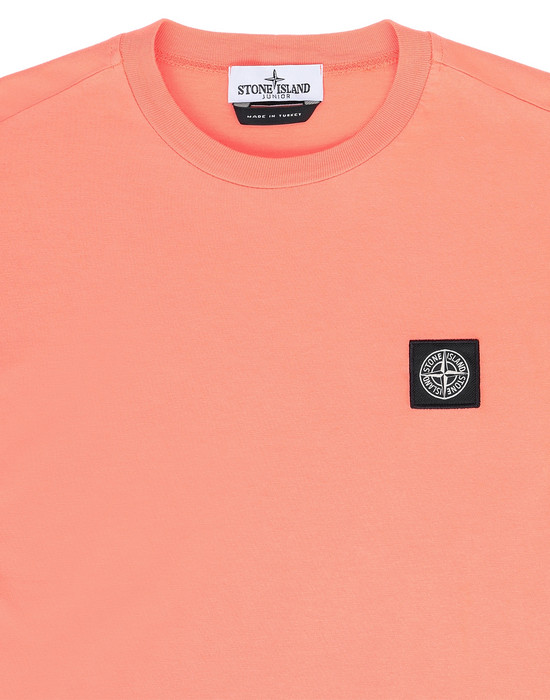12492352db - Polo - T-Shirts STONE ISLAND JUNIOR