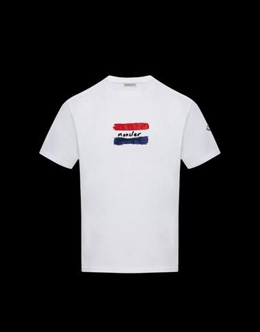 T-SHIRT Weiß For Men Herren