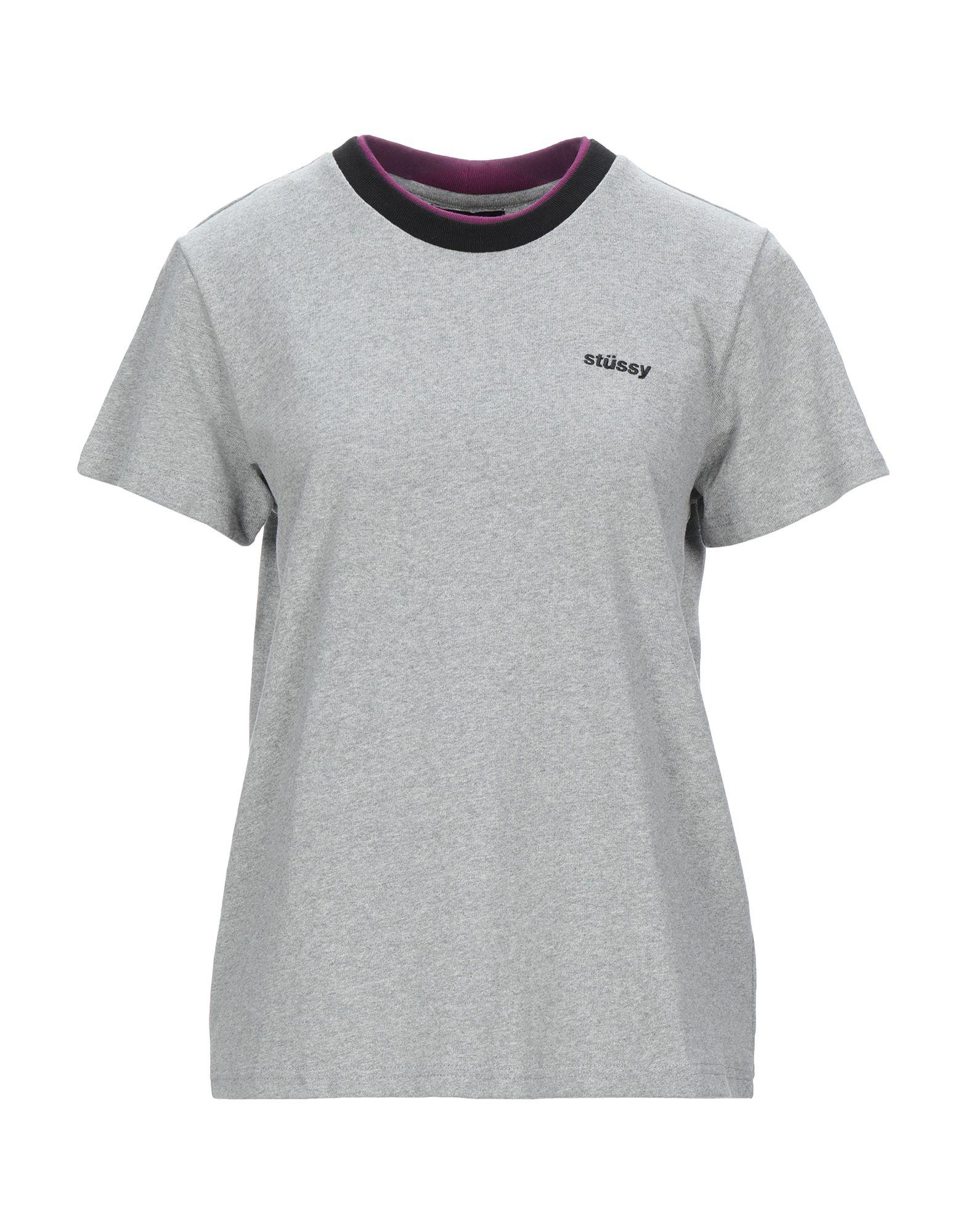 STUSSY Футболка футболка stussy basic stussy tee женская white l