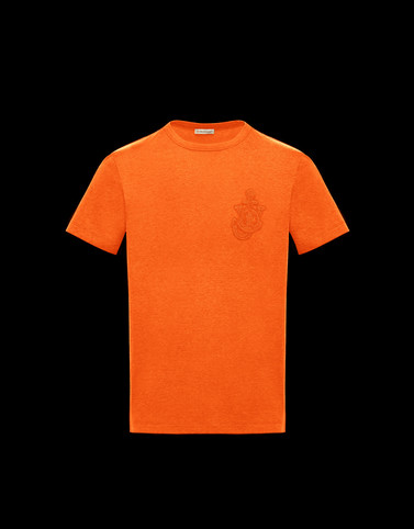 T-SHIRT Orange 1 Moncler JW Anderson Woman