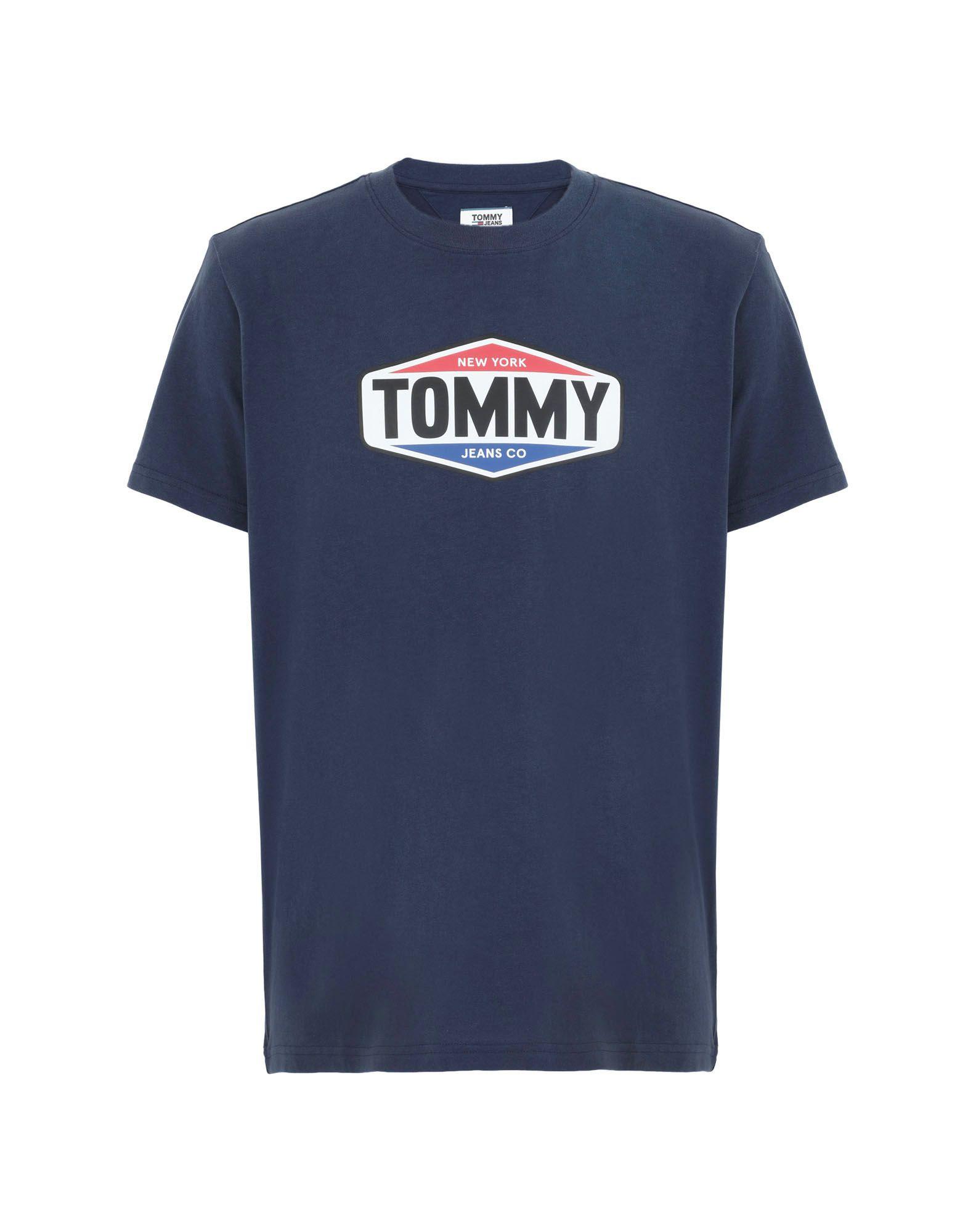 Фото - TOMMY JEANS Футболка очки tommy jeans tj 0017 cs 003