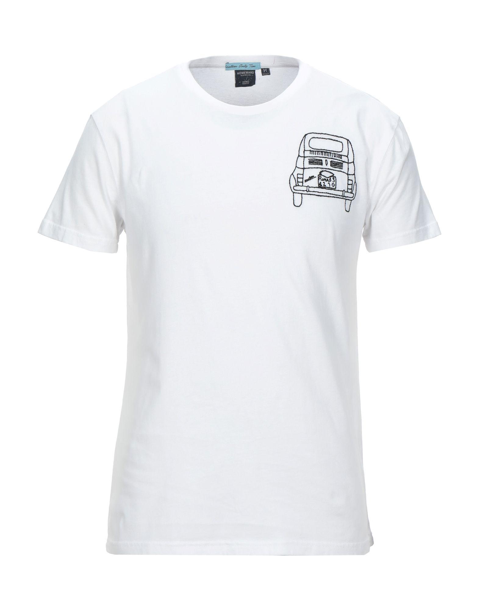 Фото - HOMEWARD CLOTHES Футболка homeward clothes бермуды