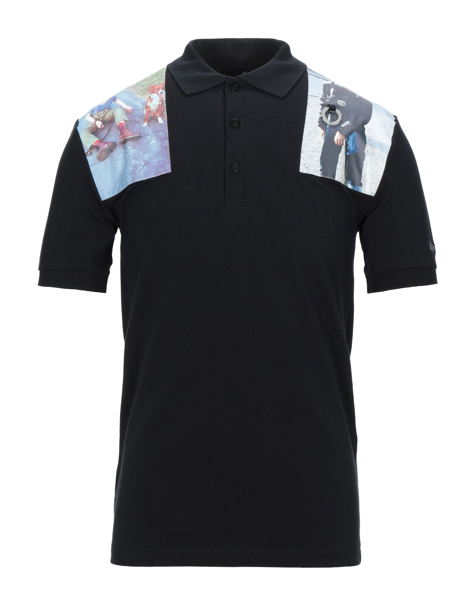 поло fred perry fred perry fr006emzzx66 RAF SIMONS FRED PERRY Поло