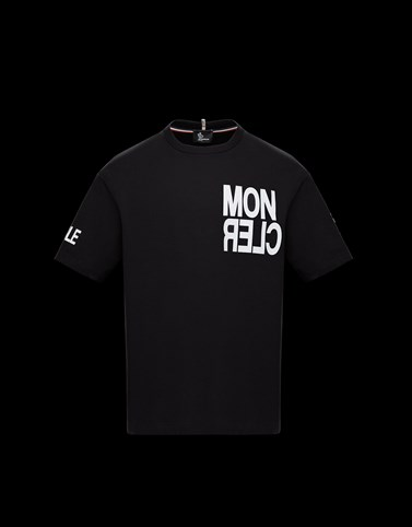 T-SHIRT Black T-Shirts Man