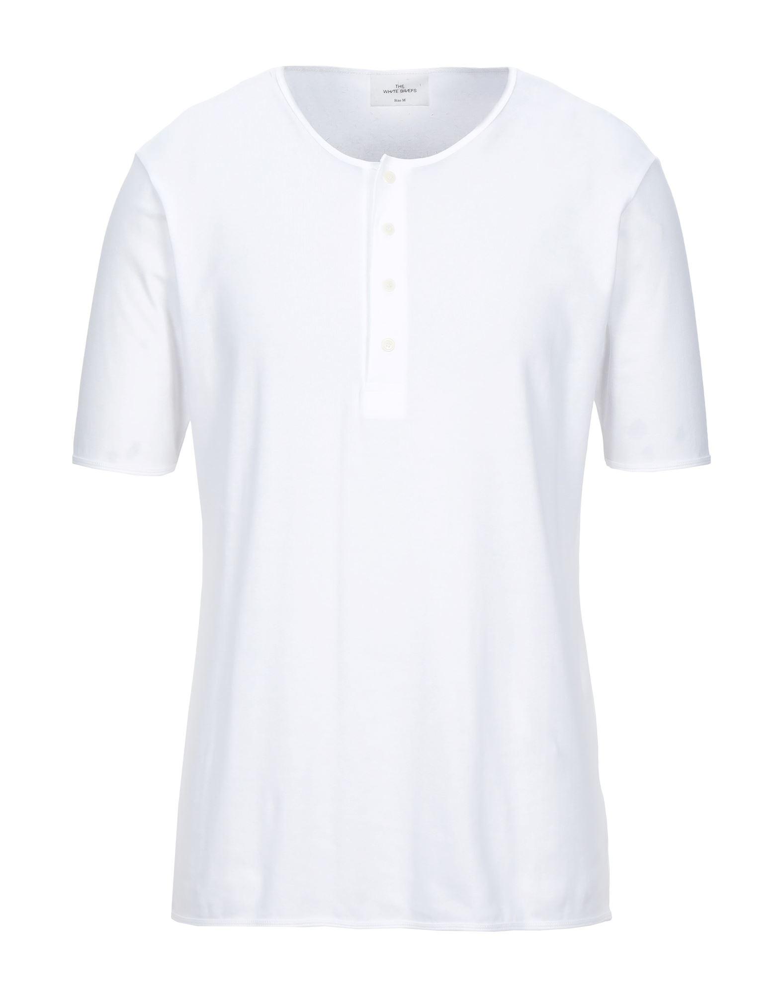 THE WHITE BRIEFS Футболка the white briefs футболка