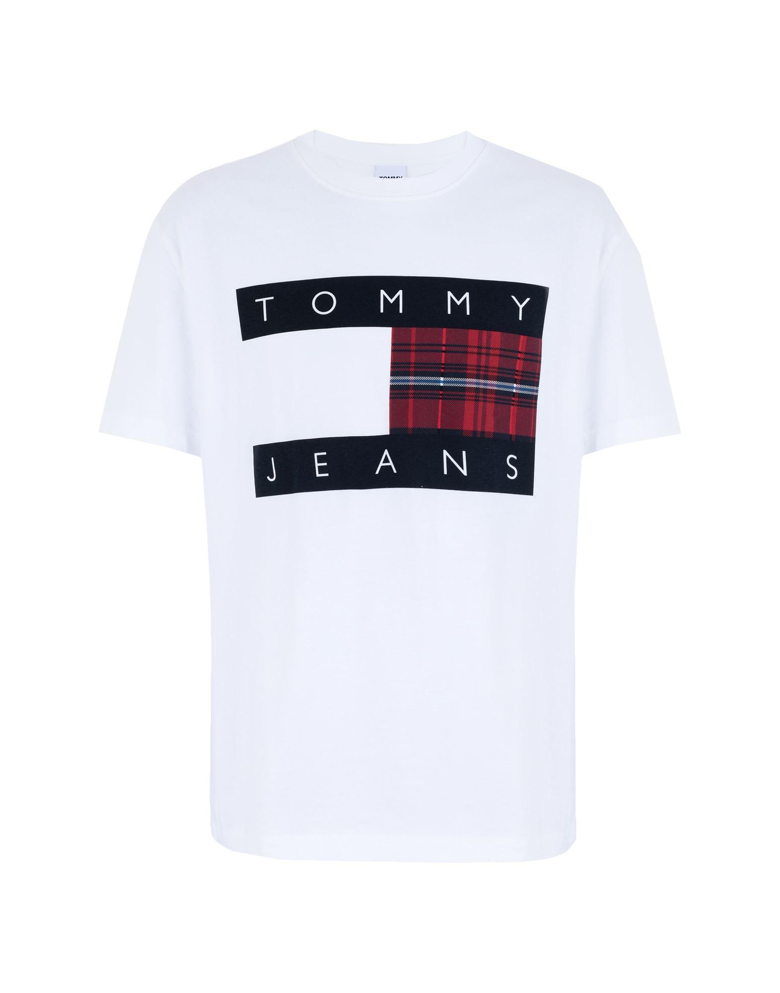 Фото - TOMMY JEANS Футболка платье tommy jeans dw0dw07907 c87 twilight navy
