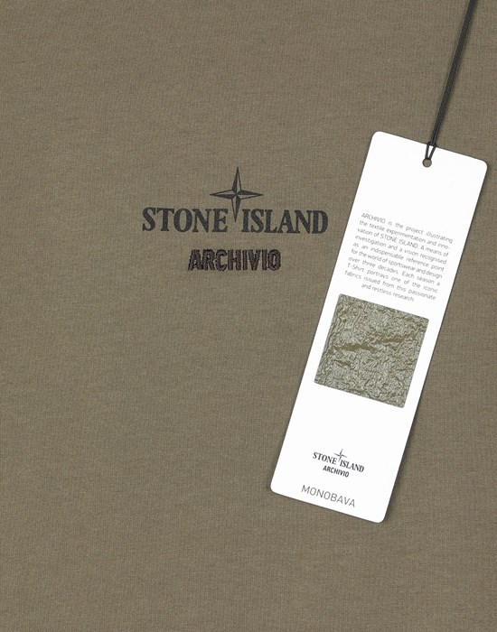 12512766xg - Polo - T-Shirts STONE ISLAND