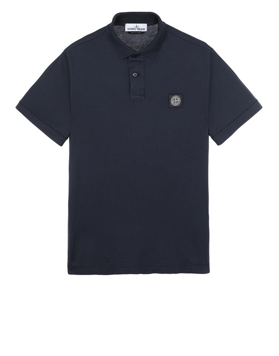 Polo Homme 22613 Front STONE ISLAND