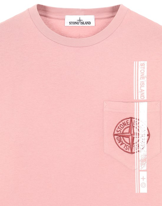 12512777bo - Polo - T-Shirts STONE ISLAND