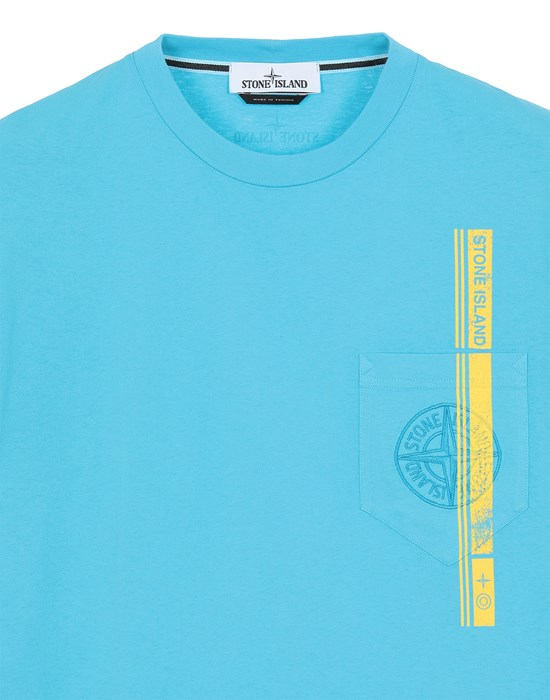 12512777df - Polo - T-Shirts STONE ISLAND