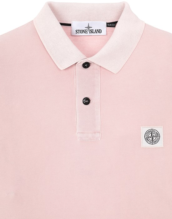 12512779pp - Polo - T-Shirts STONE ISLAND