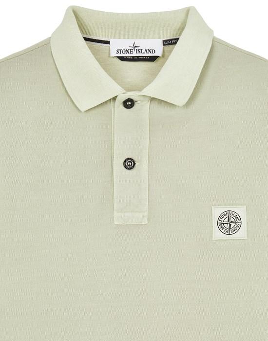 12512779rn - Polo - T-Shirts STONE ISLAND