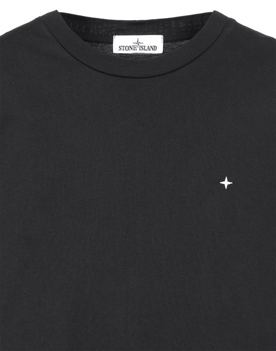 12512791wa - Polo - T-Shirts STONE ISLAND