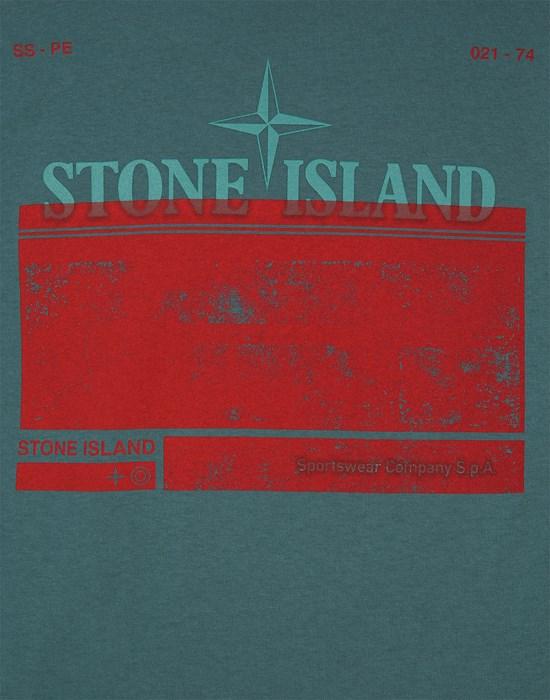 12512794xr - Polo - T-Shirts STONE ISLAND