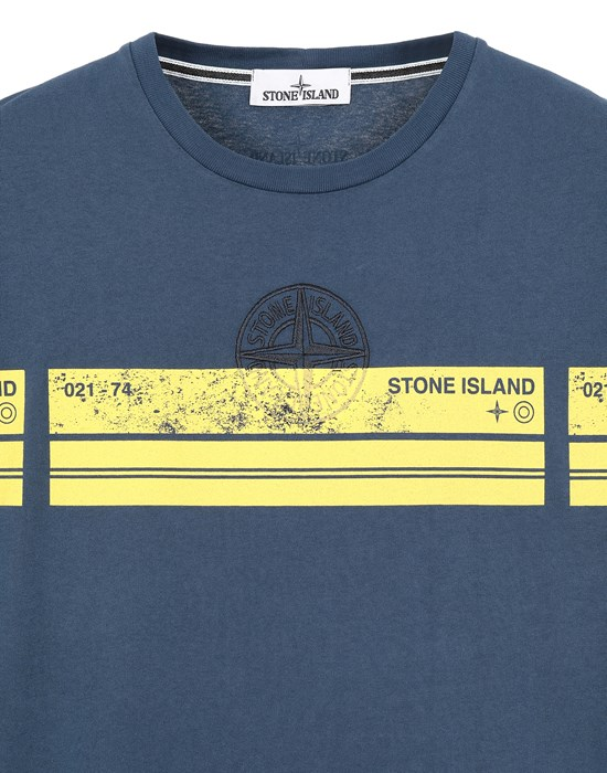 12512823xq - Polo - T-Shirts STONE ISLAND