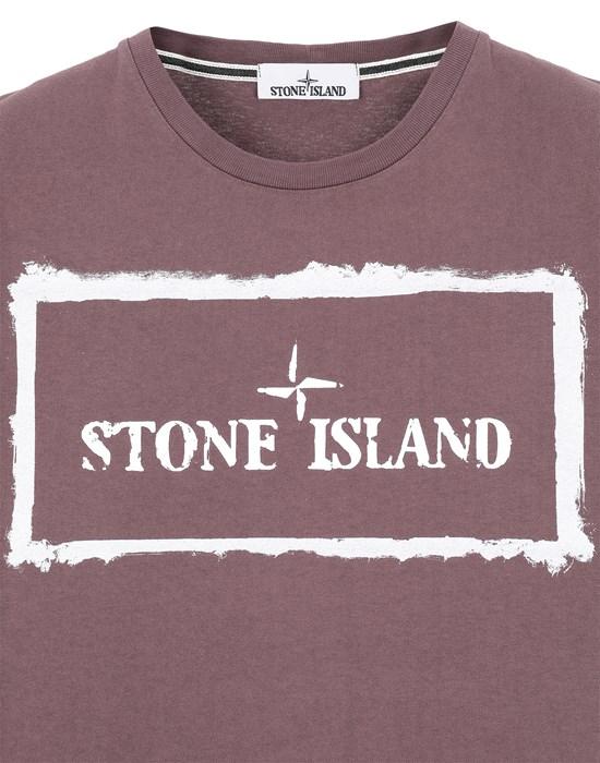12512825sl - 폴로 - 티셔츠 STONE ISLAND