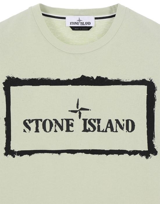12512825wb - Polo - T-Shirts STONE ISLAND