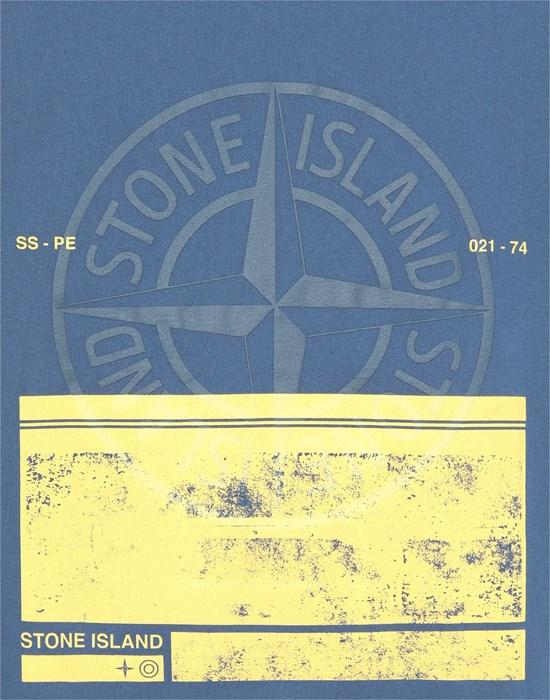 12512831jv - Polo - T-Shirts STONE ISLAND