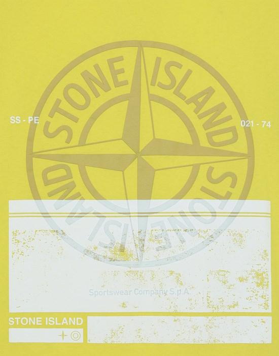12512831lv - Polo - T-Shirts STONE ISLAND