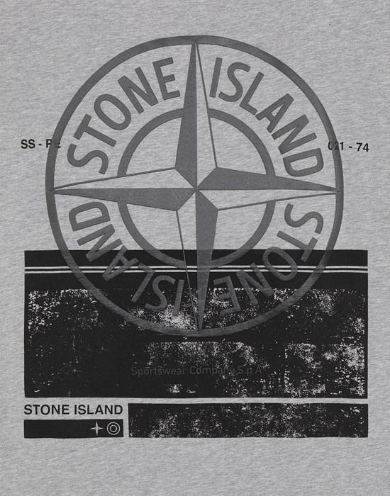 12512831pm - Polos - T-Shirts STONE ISLAND