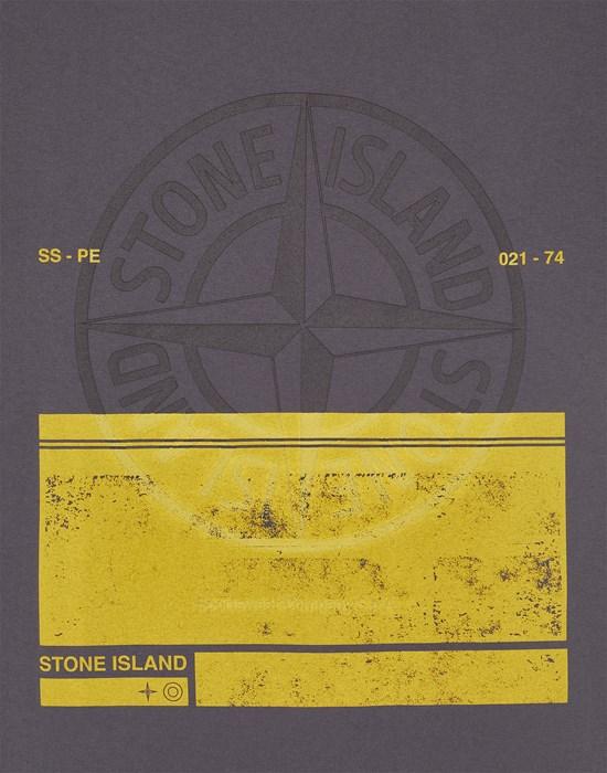 12512831vn - Polo - T-Shirts STONE ISLAND