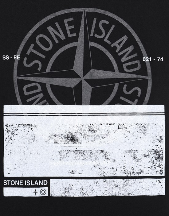 12512831xl - Polo - T-Shirts STONE ISLAND