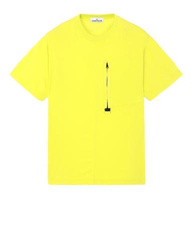 STONE ISLAND 20158 短袖 T 恤 男士 开心果色 EUR 174