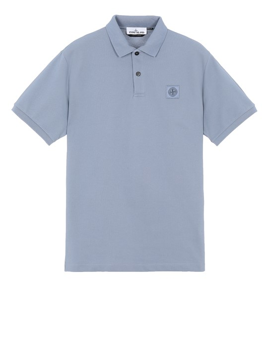 Polo Homme 22R39 Front STONE ISLAND
