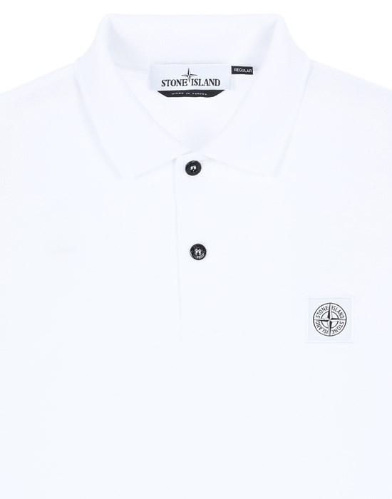 12512947pl - Polo - T-Shirts STONE ISLAND