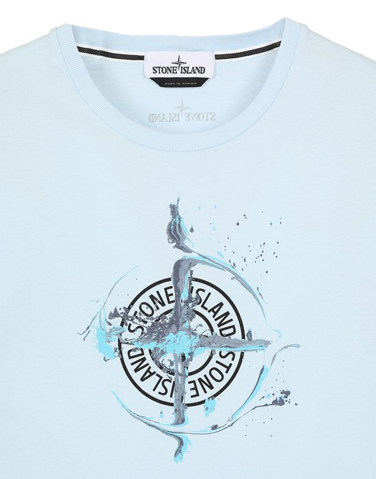 12513046bk - Polos - Camisetas STONE ISLAND