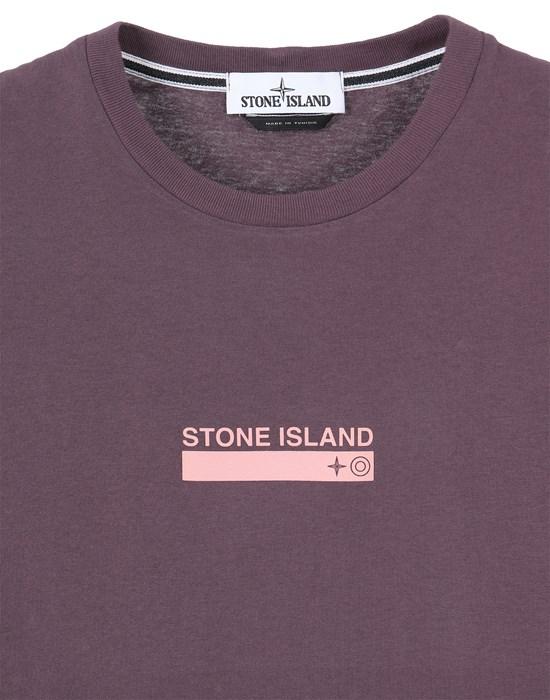 12513050hq - Polos - T-shirts STONE ISLAND