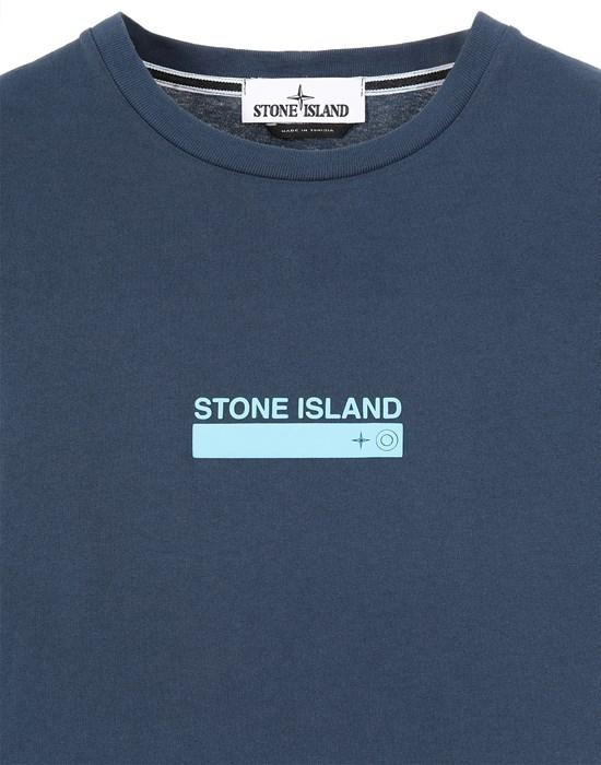 12513050jl - Polo - T-Shirts STONE ISLAND