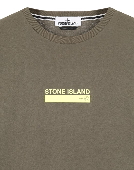 12513050lo - Polo - T-Shirts STONE ISLAND