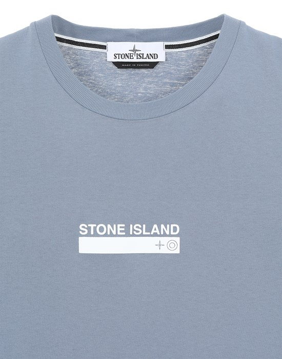 12513050xu - Polos - T-Shirts STONE ISLAND