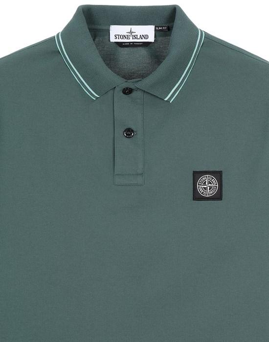 12513063os - Polo - T-Shirts STONE ISLAND