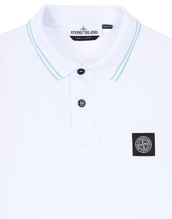 12513063vc - Polo - T-Shirts STONE ISLAND