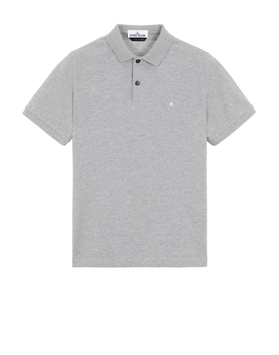 Polo Herr 21717 Front STONE ISLAND