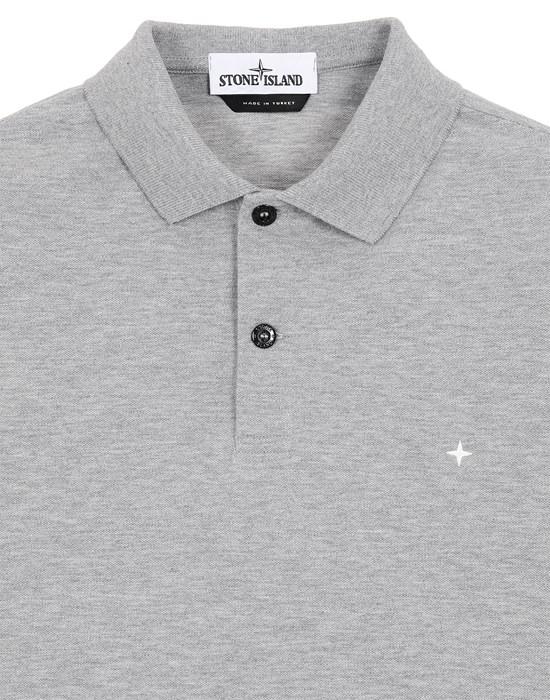 12513068xi - Polo - T-Shirts STONE ISLAND