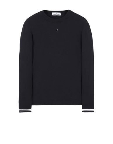 STONE ISLAND 21458 Long sleeve t-shirt Man Black EUR 139