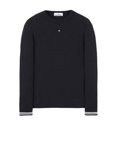 STONE ISLAND 21458 Long sleeve t-shirt Man Black USD 164