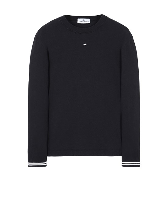 Long sleeve t-shirt Man 21458 Front STONE ISLAND