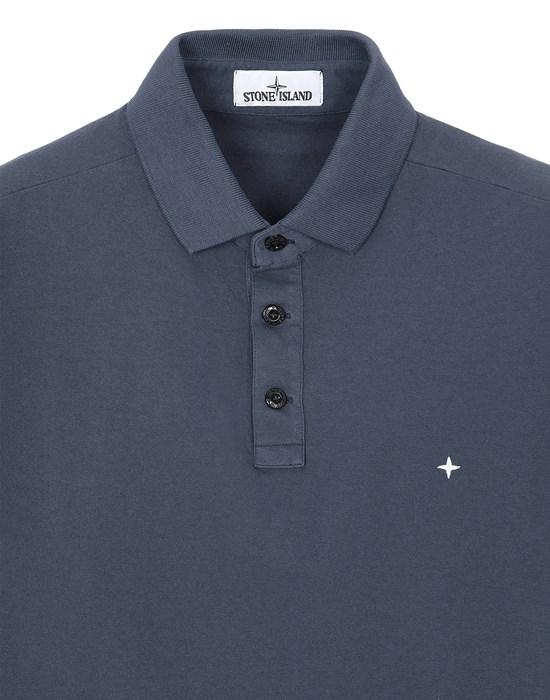 12513157ne - Polo - T-Shirts STONE ISLAND