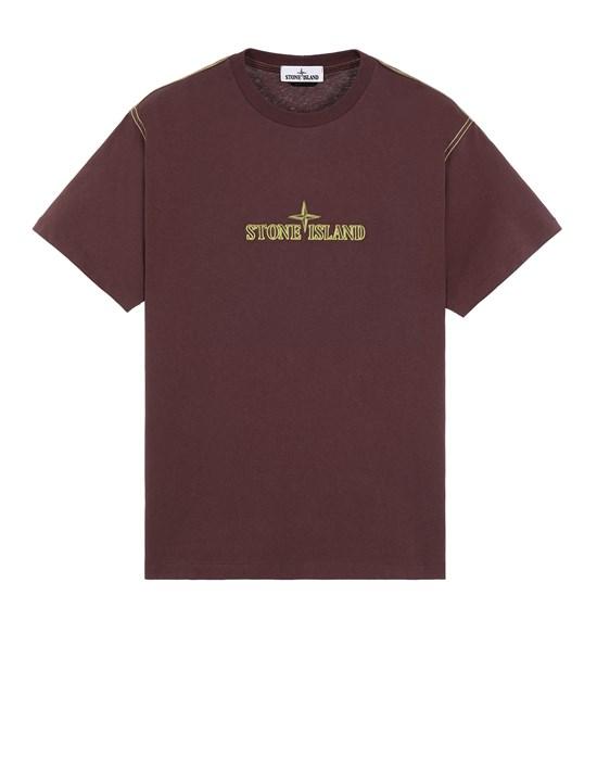 短袖 T 恤 男士 20644 Front STONE ISLAND