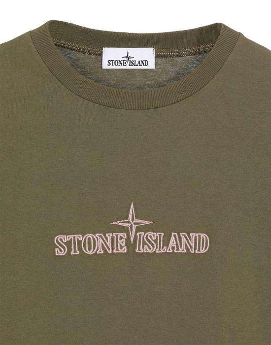 12513161ve - Polo 衫与 T 恤 STONE ISLAND