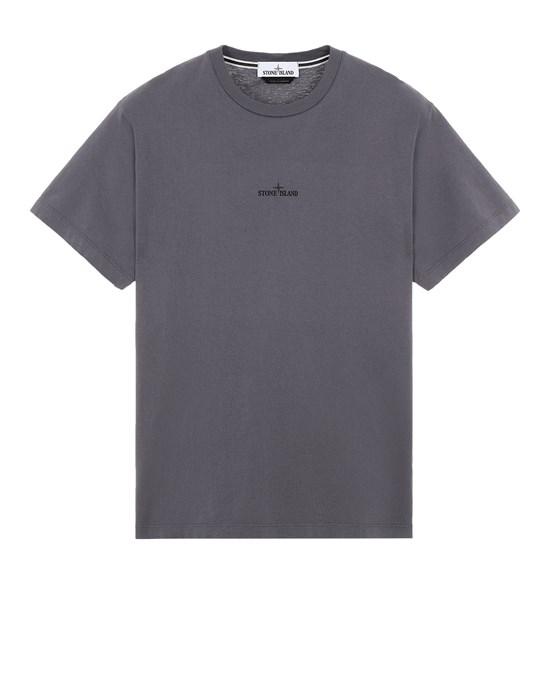 Short sleeve t-shirt Man 2NS85 'MARBLE THREE' Front STONE ISLAND