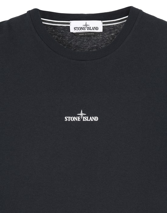 12514964fm - Polo - T-Shirts STONE ISLAND