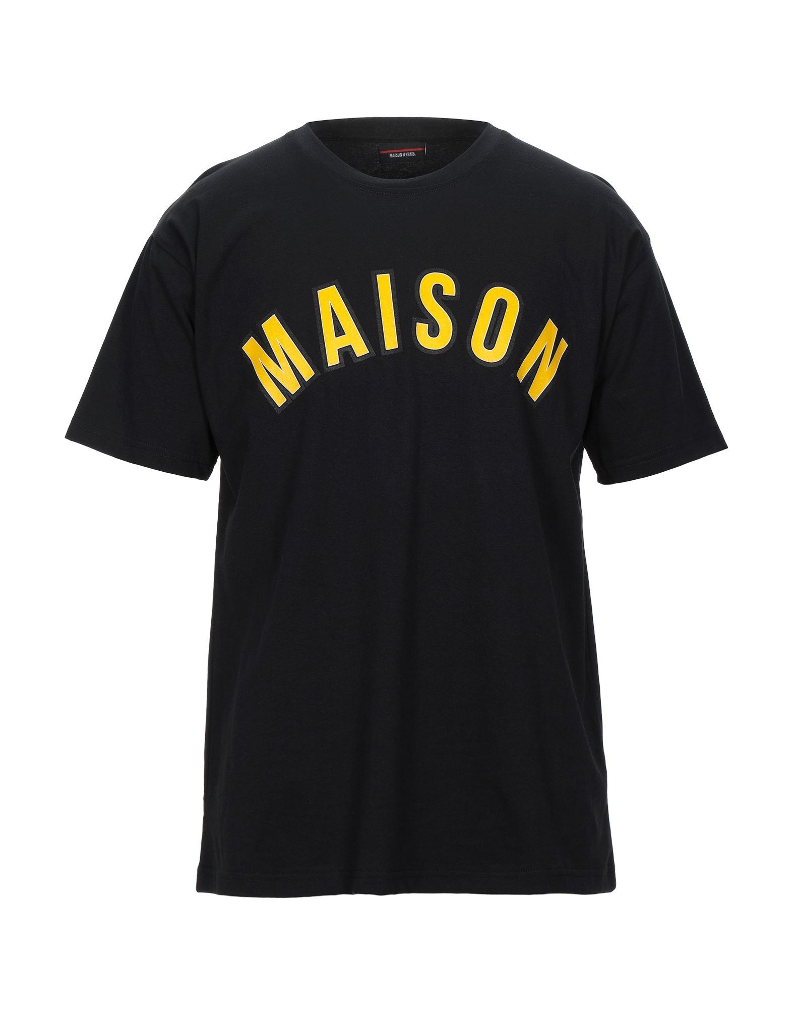 MAISON 9 Paris Футболка maison 9 paris футболка