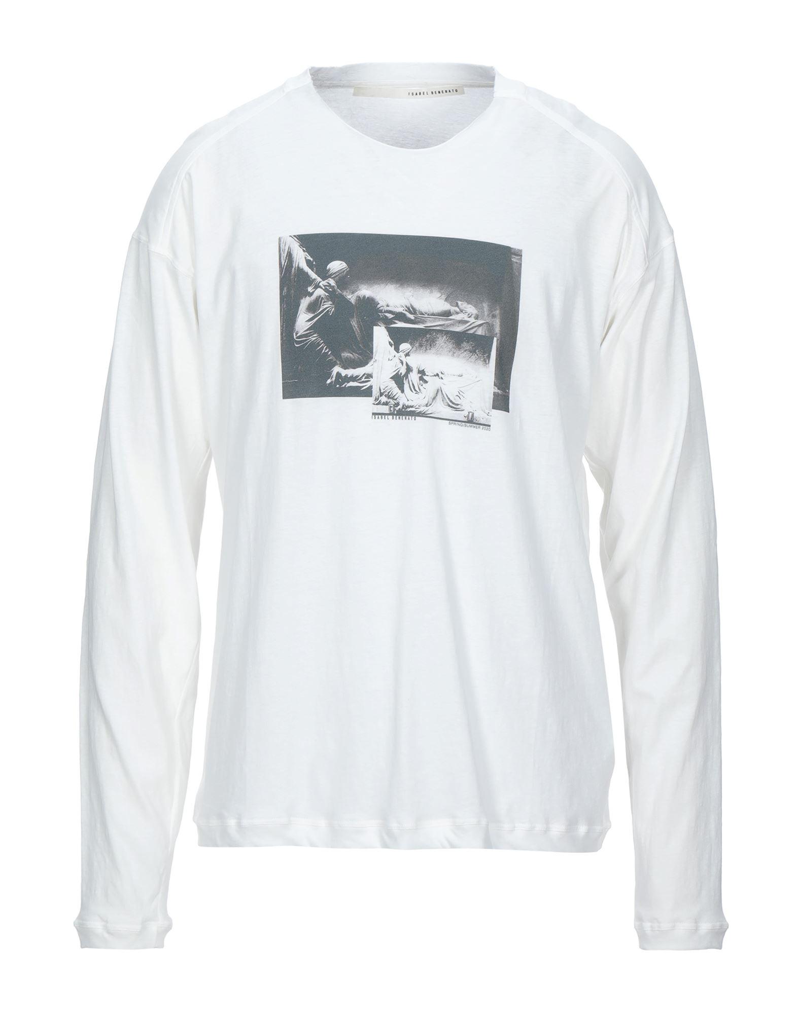 ISABEL BENENATO Футболка isabel benenato футболка